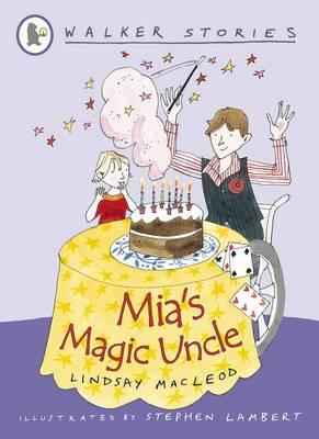 Mia's Magic Uncle - MacLeod, Lindsay