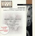 Miaskovsky: Symphony No. 2; Symphony No. 22