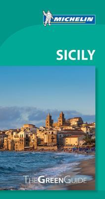 Michelin Green Guide Sicily - Michelin (Creator)