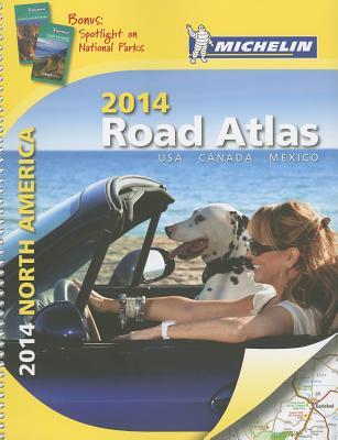 Michelin North America Road Atlas 2014 - Michelin