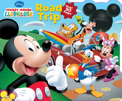 Mickey Mouse Clubhouse Road Trip - Disney Book Group