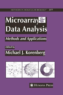 Microarray Data Analysis: Methods and Applications - Korenberg, Michael J (Editor)