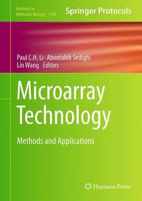Microarray Technology: Methods and Applications - Li, Paul C H (Editor)