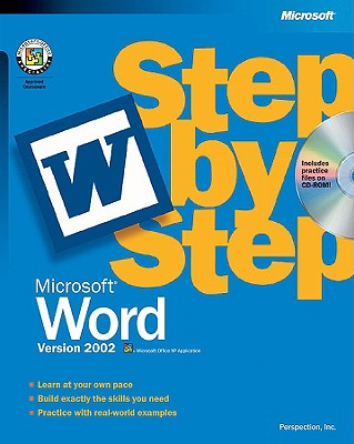 Microsoft Word Version 2002 Step by Step - Perspection Inc