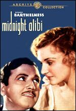 Midnight Alibi - Alan Crosland