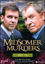 Midsomer Murders: Set 19 [4 Discs]