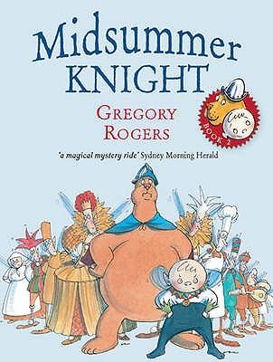 Midsummer Knight - Rogers, Gregory