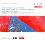 Mieczyslaw Weinberg: Three Palms; String Trio; Trumpet Concerto No. 1
