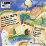 Mikl�s R�zsa: Hungarian Nocturne; Theme, Variations and Finale; Three Hungarian Sketches and others