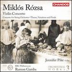 Miklós Rózsa: Violin Concerto