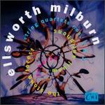 Milburn: String quartet No. 1; Menil Antiphons