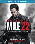Mile 22 [Includes Digital Copy] [Blu-ray/DVD] - Peter Berg