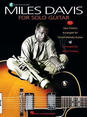 Miles Davis for Solo Guitar - Davis, Miles (Composer)