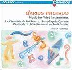 Milhaud:Music For Wind Instruments