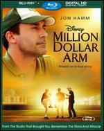 Million Dollar Arm [Includes Digital Copy] [Blu-ray]