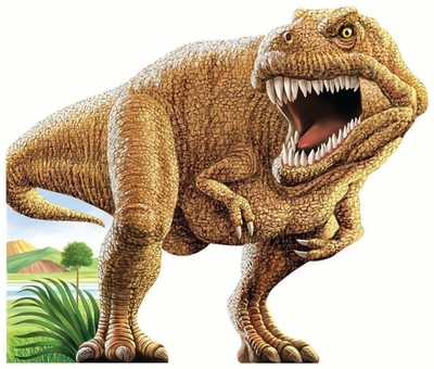 Mini Dinosaurs - T-Rex: T-Rex - Lorini, Andrea