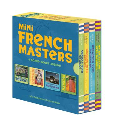Mini French Masters Boxed Set - Merberg, Julie, and Bober, Suzanne