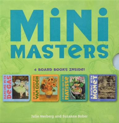 Mini Masters Boxed Set - Merberg, Julie, and Bober, Suzanne
