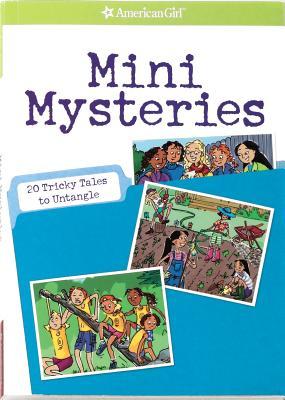 Mini Mysteries: 20 Tricky Tales to Untangle - Walton, Rick