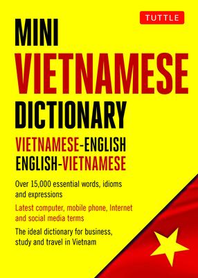 Mini Vietnamese Dictionary: Vietnamese-English / English-Vietnamese Dictionary - Giuong, Phan Van