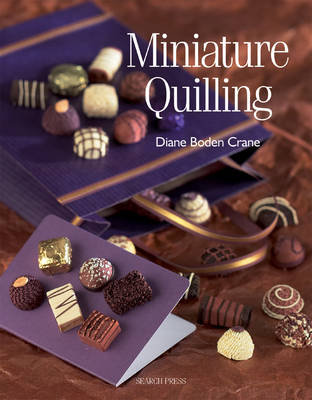 Miniature Quilling - Crane, Diane Boden