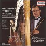 Miniaturen für Flöte und Harfe