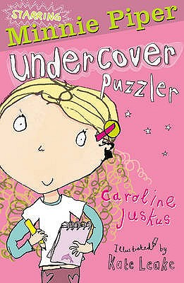 Minnie Piper: Undercover Puzzler - Juskus, Caroline