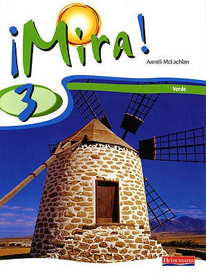 Mira 3 Verde Pupil Book - McLachlan, Anneli (Editor)