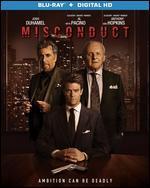 Misconduct [Blu-ray/DVD] [2 Discs]