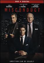 Misconduct - Shintaro Shimosawa