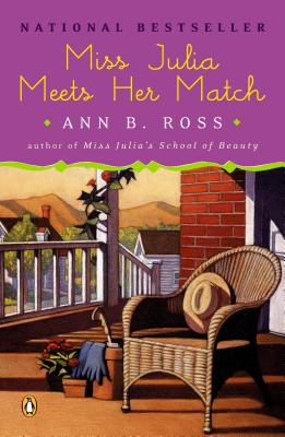 Miss Julia Meets Her Match - Ross, Ann B