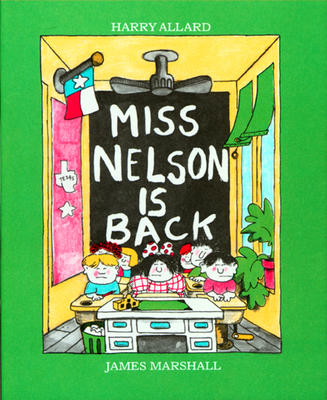 Miss Nelson Is Back - Allard, Harry G