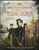 Miss Peregrine's Home for Peculiar Children [Blu-ray/DVD]