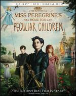 Miss Peregrine's Home for Peculiar Children [Includes Digital Copy] [Blu-ray/DVD] - Tim Burton