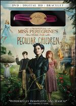 Miss Peregrine's Home for Peculiar Children [Includes Digital Copy] [With Bracelet]