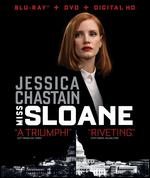 Miss Sloane [Blu-ray/DVD] [2 Discs] - John Madden