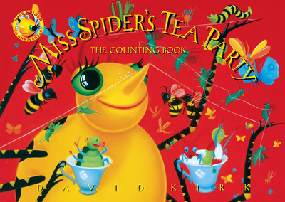 Miss Spider's Counting Book: 25th Anniversary Edition - Kirk, David
