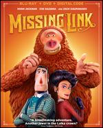 Missing Link [Includes Digital Copy] [Blu-ray/DVD] - Chris Butler