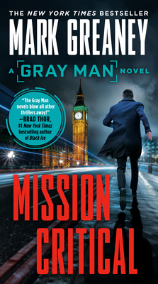 Mission Critical - Greaney, Mark