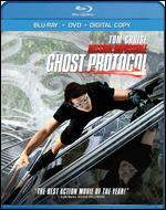 Mission: Impossible - Ghost Protocol [Blu-ray/DVD] [Included Digital Copy] - Brad Bird
