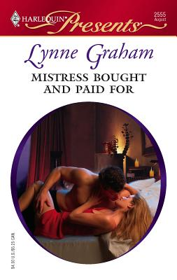 Mistress Bought and Paid for - Graham, Lynne