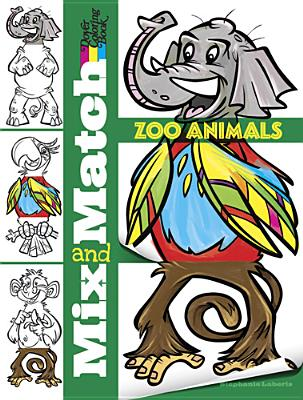 Mix and Match Zoo Animals - Laberis, Stephanie