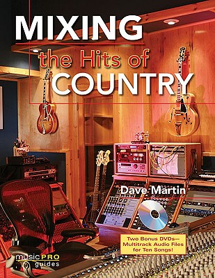 Mixing the Hits of Country - Martin, Dave