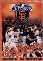 MLB: 2010 World Series - San Francisco Giants