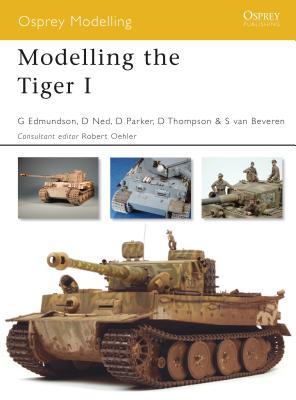 Modelling the Tiger I - Edmundson, Gary