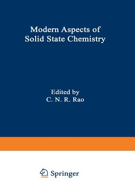 Modern Aspects of Solid State Chemistry - Rao, C N R