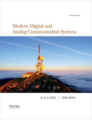 Modern Digital and Analog Communication - Lathi, B P, and Ding, Zhi