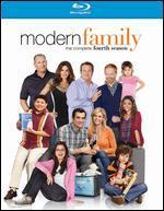 Modern Family: The Complete Fourth Season [3 Discs] [Blu-ray]