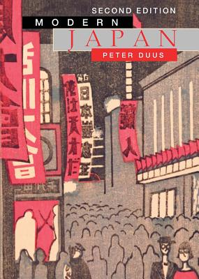 Modern Japan - Duus, Peter