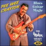 Modern Legacy, Vol. 2: Blues Guitar Magic